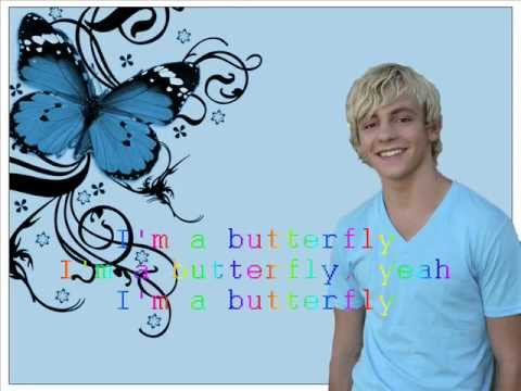 Ross Lynch - The butterfly song (lyrics)