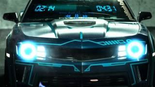 Эквалайзер Neon Visual #1