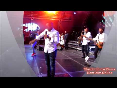 The Dube brothers' performance in Namibia
