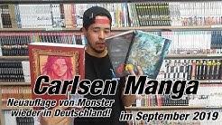 Neuerscheinung bei Carlsen Manga im September 2019 mit Comic Planet Osnabrück