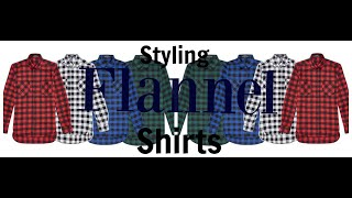 How to style: Flannel Shirts