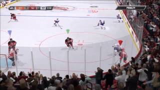 We Suck At Sports Games: NHL 11 Game 1