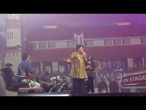 [LIVE] Titiek Puspa Feat Jubing Kristianto Mata Najwa On Stage Metro TV