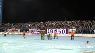 Torcida Split / NK Osijek - Hajduk Split 1:1 (26. Kolo MAXtv Prva Liga)