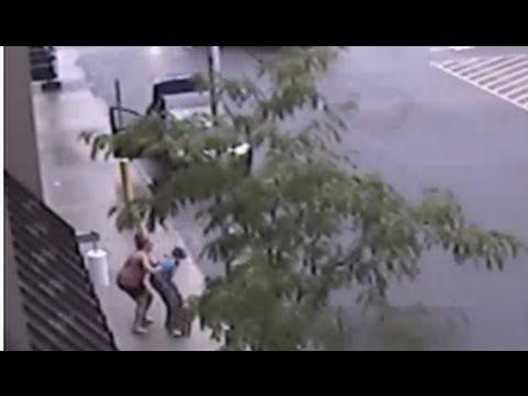 Woman stuffed in trunk in Forest Lake Walmart parking lot