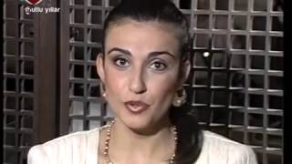 Ayşegül Aldinç 1983 yılbaşı dilekleri TRT