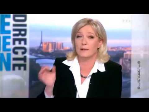 Immigration – Voici ce que pense Marine Le Pen !