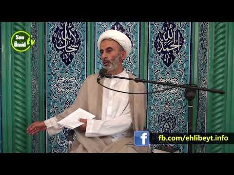 Hacı Əhliman cume moizesi-(Hacı Cavad Məscidi) 1-2