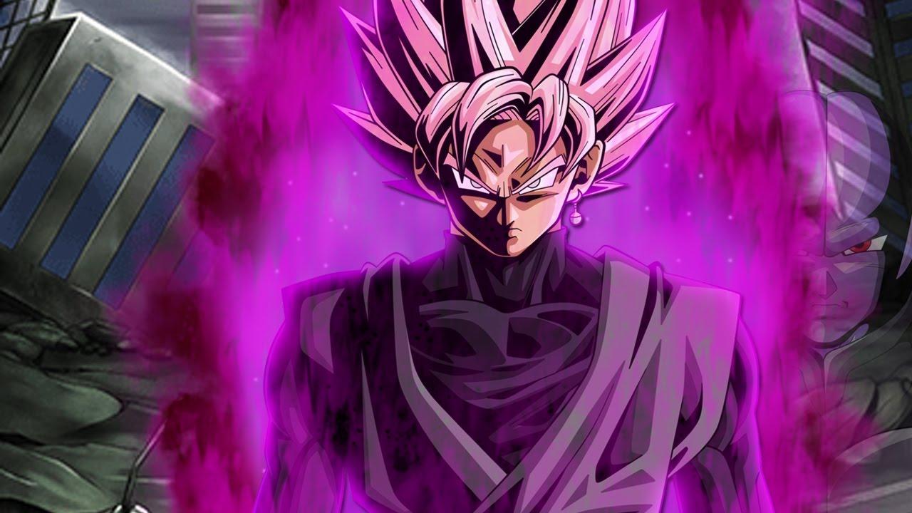 Goku Super Saiyan Rose Goku Black Vs