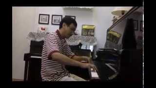 Một dại khờ, một tôi - Phú Quang,piano by Dat Cao