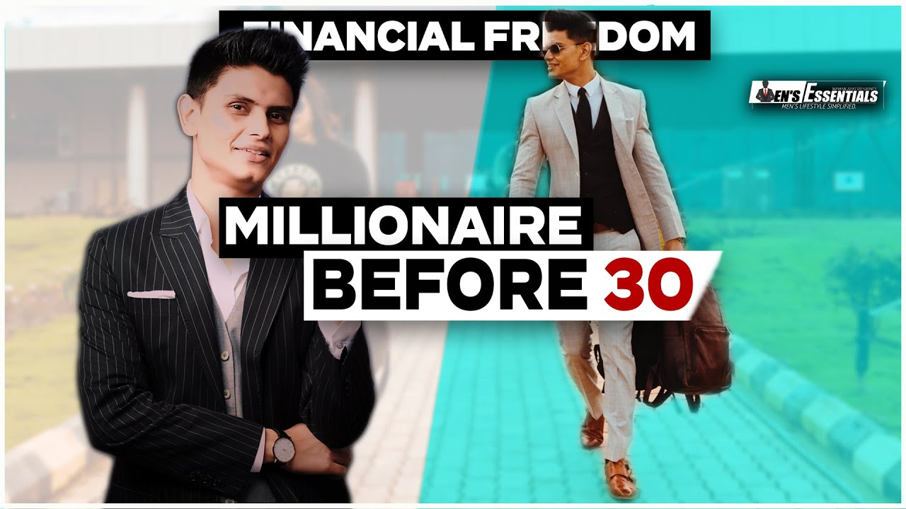 Download I Want to Be a Millionaire Before Age 30 - Here's How You Can Do it Too