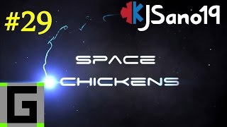 space chickens with guude s3 e29 more supplies modded minecraft