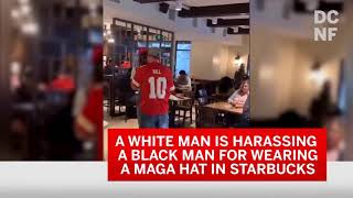 liberal-douchebag-knocks-maga-hat-off-black-trump-supporter