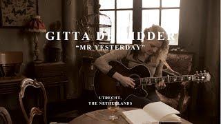 Mr Yesterday - Gitta de Ridder // Coffeebeanies