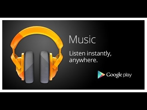 how to restore music from google play