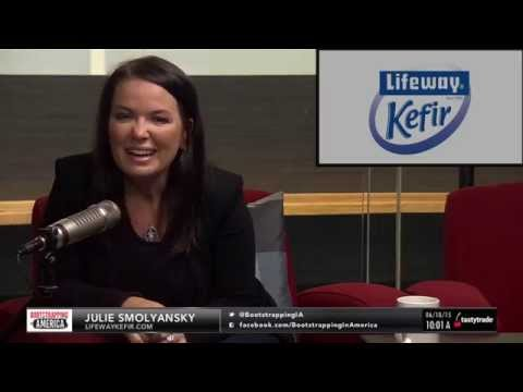 Julie Smolyansky of Lifeway Foods | Bootstrapping in America