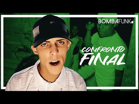 MC Wender - Confronto Final - Clipe NÃO-OFICIAL - 2016