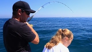 Joe Farr Fishing Charter on Victoria's Mornington Peninsula