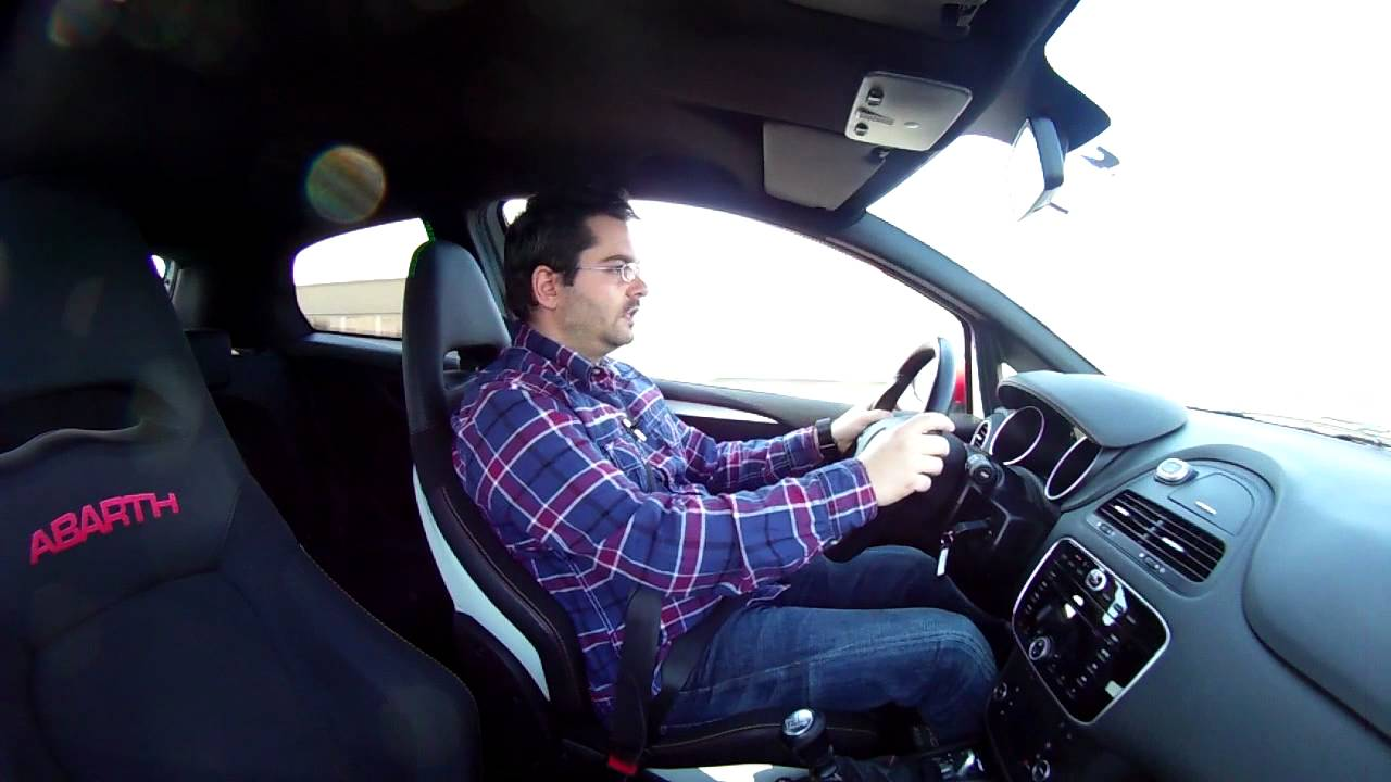 Abarth Sabelt Seats Review Youtube