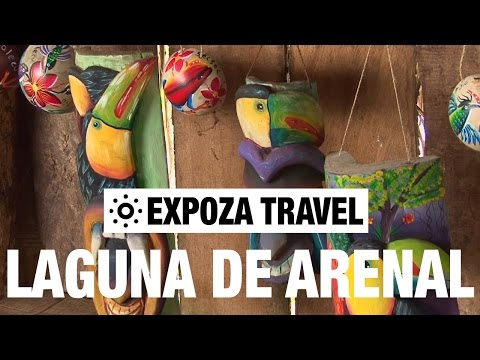 Laguna De Arenal (Costa Rica) Vacation Travel Video Guide