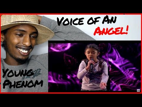 Angelica Hale: 10-Year-Old Singer Blows The Audience Away - America's Got Talent 2017 Reaction