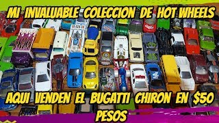 My invaluable collection of hot wheels | Custom Mexico