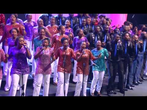 MODELE AND LAGOS COMMUNITY GOSPEL CHOIR (BEYOND MUSIC)