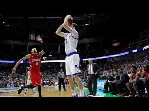 No. 1 Kansas Showcases Depth in First Round Victory Over Austin Peay // Kansas Basketball // 3.17.16