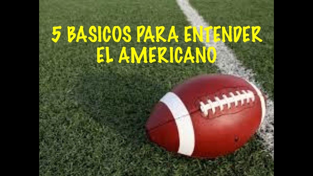 Aprende De Fútbol Americano / Football 101
