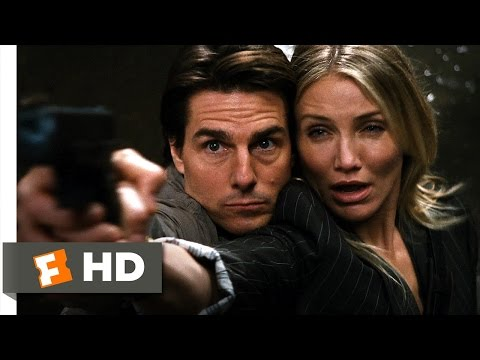 Knight and Day (1/3) Movie CLIP - Factory Shootout (2010) HD