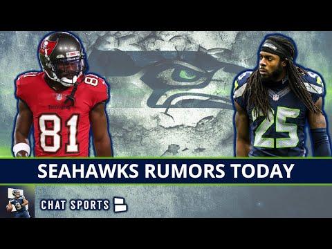 Seattle Seahawks Rumors Today: Richard Sherman Reunion? + Sign Antonio Brown In NFL Free Agency?