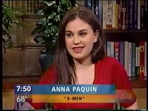 Anna Paquin Interview in 2000
