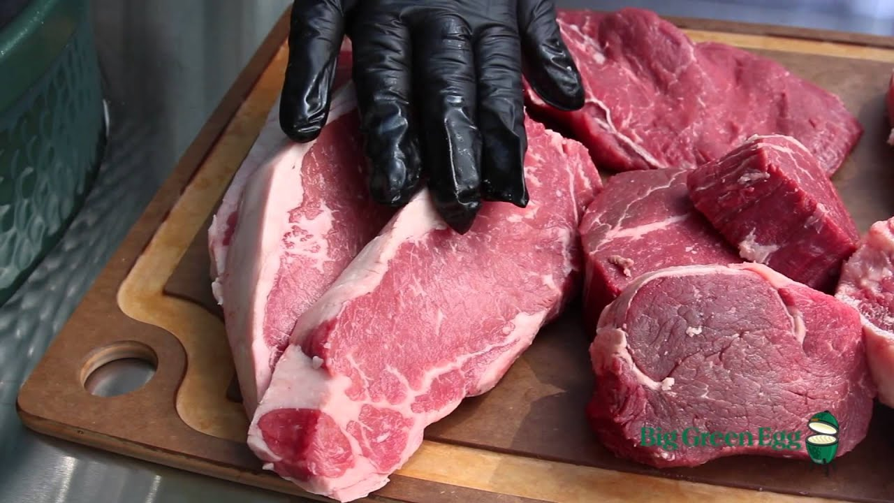 picking the perfect steak youtube