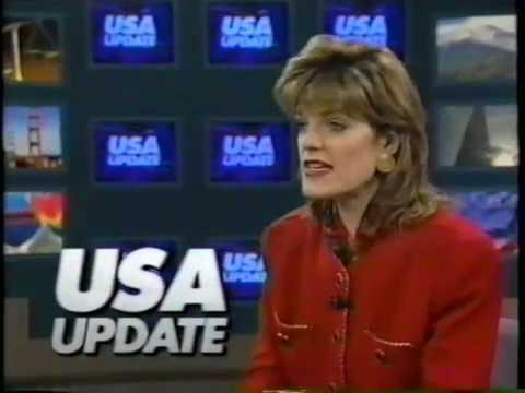 2/14/1995 USA Network NEWS Update