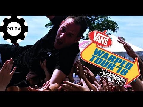 Simple Plan Im Just A Kid  2018 Vans Warped Tour