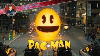 Мини прохождение игры - Pac Man
