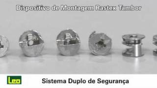 Repeat youtube video Dispositivo de Montagem Rastex Tambor