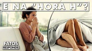 Como vivem as pessoas que têm alergia a sexo? - FATOS RESPONDE