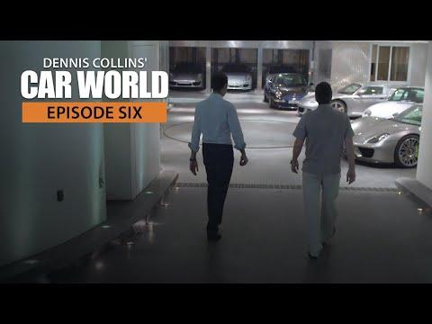 Dennis Collins' Car World Ep. 6: Iron Man's Garage In REAL LIFE