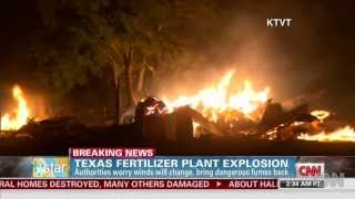 Waco Texas Explosion 911 Calls - a Bomb Went Off (We need every ambulance)