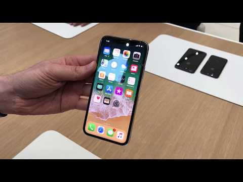 Download Youtube: Hands-on look at the iPhone X