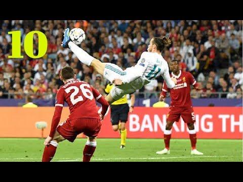 Download Gareth Bale top 10 goals - Real madrid HD