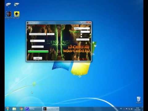 Get'Item V3.5 для Lineage 2 (Item Hack) HD