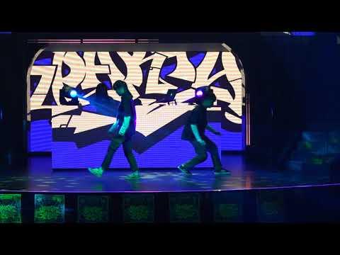 2019 Boogie party VOL10 19 表演團體 鳳流感influenza