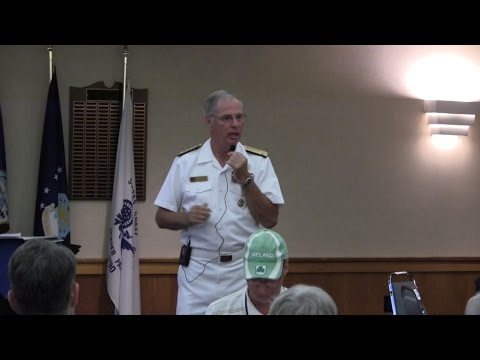 War on Terror Retrospective: Vice Admiral Costello