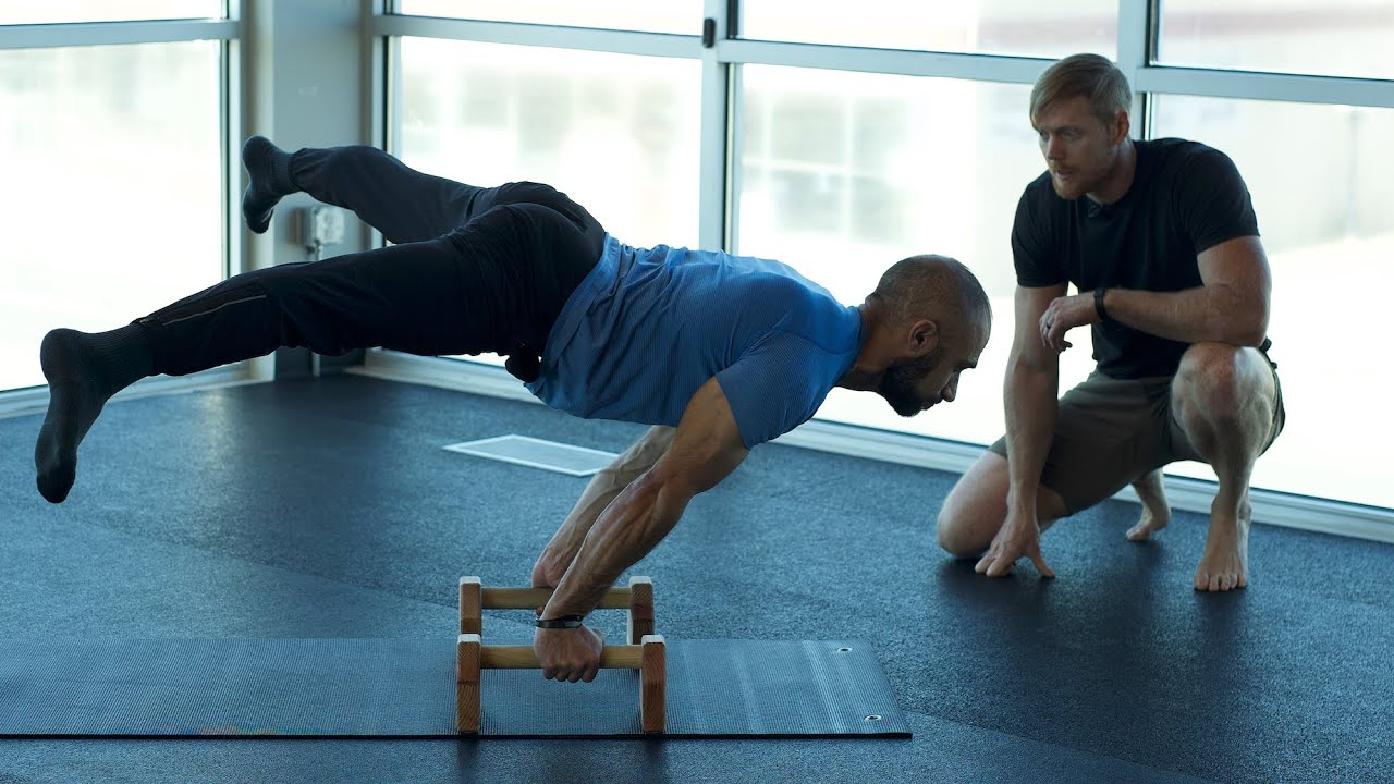 How To Do a Planche