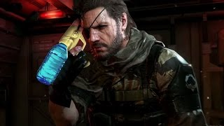 The Water Pistol in Metal Gear 5 is Actually Useful? - IGN Plays