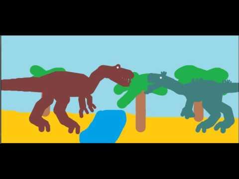 Appalachiosaurus vs Marshosaurus