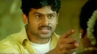 Prabhas Extraordinary Fight Scene | Adavi Ramudu | Telugu Film