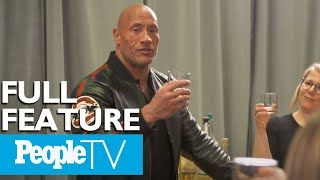 "Dwayne ""The Rock"" Johnson Surprises Fans Blind Taste-Testing His Teremana Tequila 
